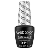 OPI Gelcolor - Matte Top Coat - GC 031 - 0.5oz