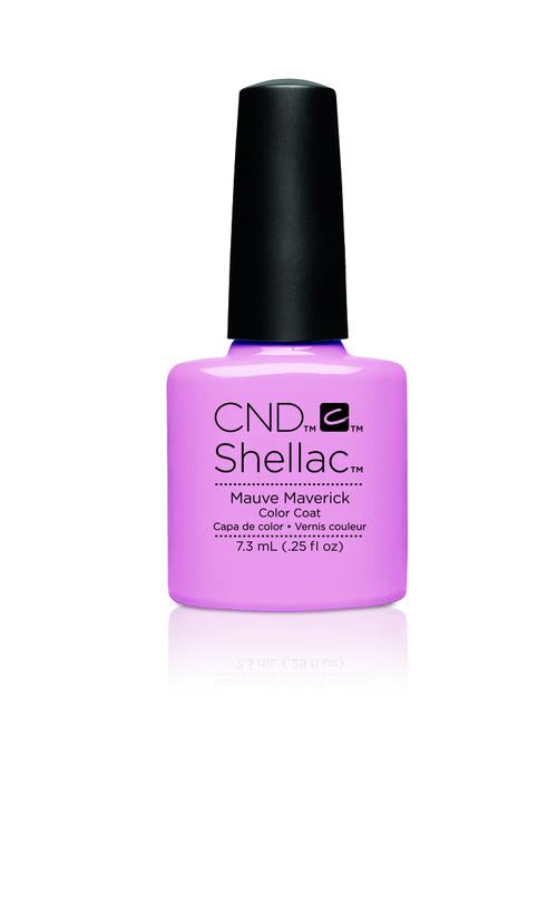 CND - Shellac Mauve Maverick (0.25 oz)