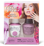 Gelish Two of a kind -Color Of Petal Collection 2019 - Merci Bouquet