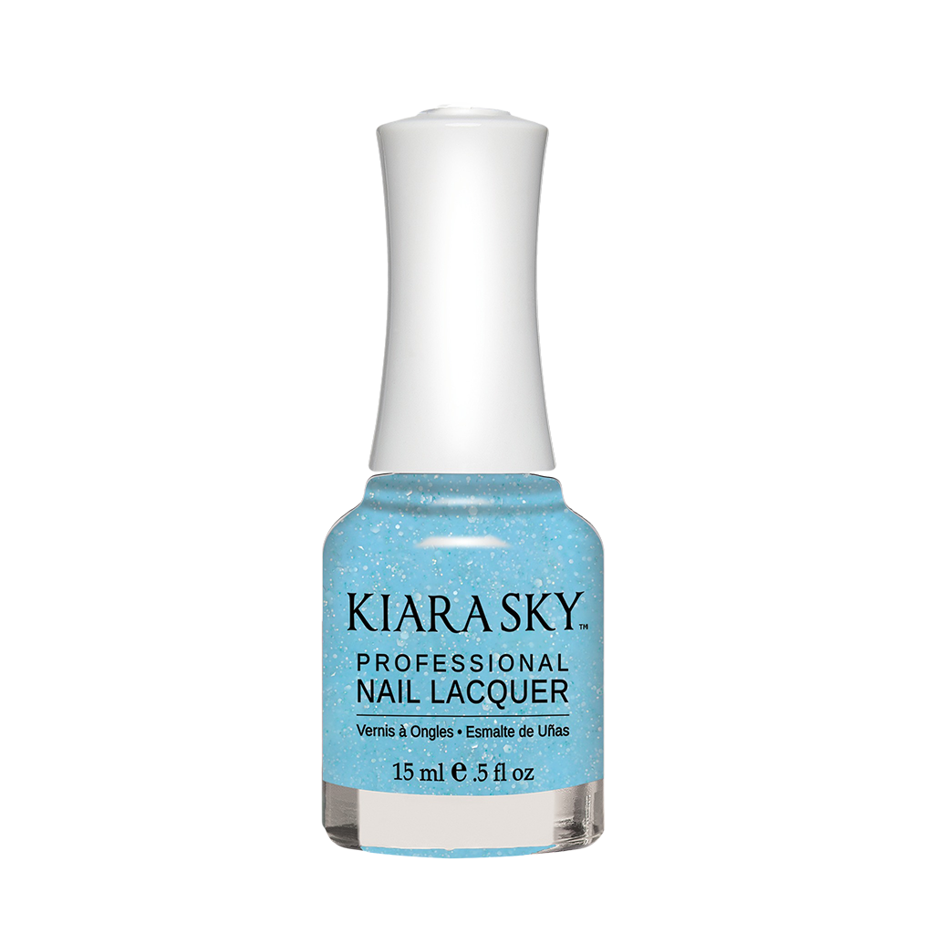 Kiara Sky Nail Lacquer - Electro Pop Collection, N619, Remix, 0.5oz