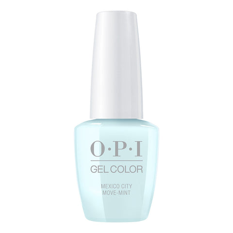 OPI Gelcolor - Mexico City Move-Mint 0.5 oz GC M83 Mexico City - Spring 2020 Collection