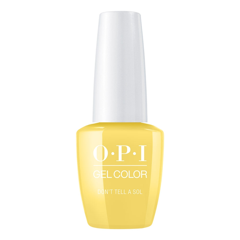 OPI Gelcolor - Don't Tell A Sol 0.5 oz GC M85 Mexico City - Spring 2020 Collection