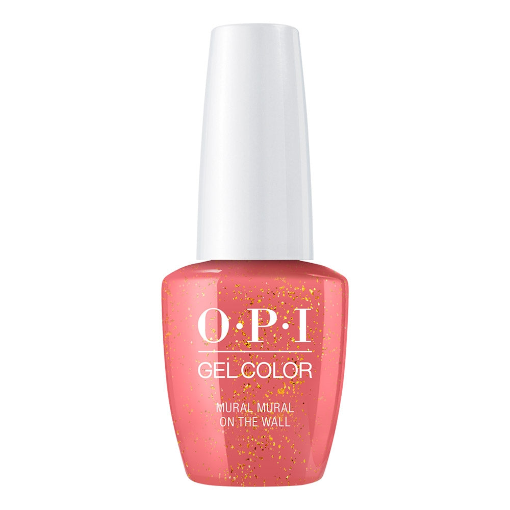 OPI Gelcolor - Mural Mural On The Wall 0.5 oz GC M87 Mexico City - Spring 2020 Collection