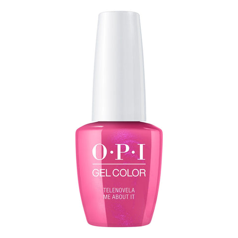 OPI Gelcolor - Telenovela Me About It 0.5 oz GC M91 Mexico City - Spring 2020 Collection