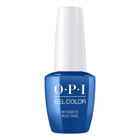 OPI Gelcolor - Mi Casa Es Blue Casa 0.5 oz GC M92 Mexico City - Spring 2020 Collection