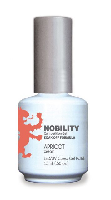 Nobility Gel Polish + Matching Lacquer Pearl Oyster