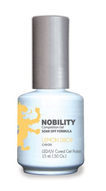 Nobility Gel Polish + Matching Lacquer Candy Mix