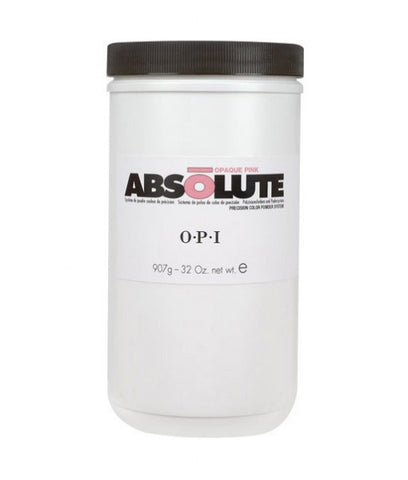 O.P.I ABSOLUTE POWDER – Opaque Pink 32 oz