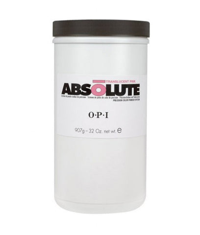 O.P.I ABSOLUTE POWDER – Translucent Pink 32 oz