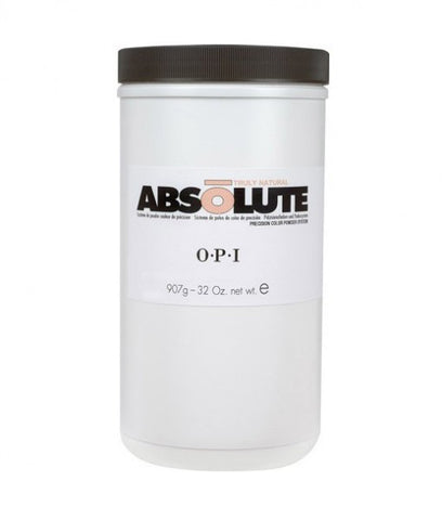 O.P.I ABSOLUTE POWDER – Truly Natural 32 oz
