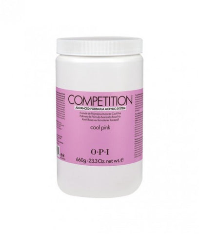 O.P.I COMPETION POWDER – Cool Pink 23.3 oz