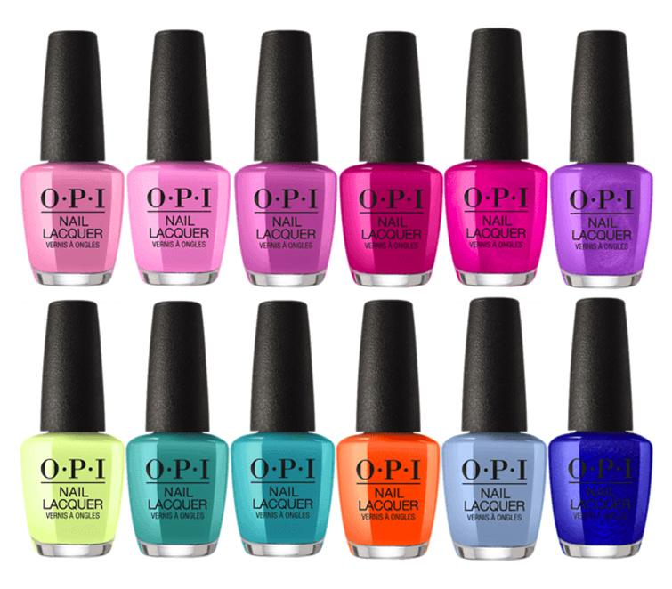 Tokyo Spring Collection - Gel + Matching Lacquer, Full line of 12 colors (from T80 to T91)