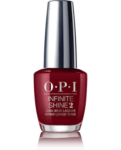 OPI Infinite Shine 2 - Got The Blues For Red - #ISLW52