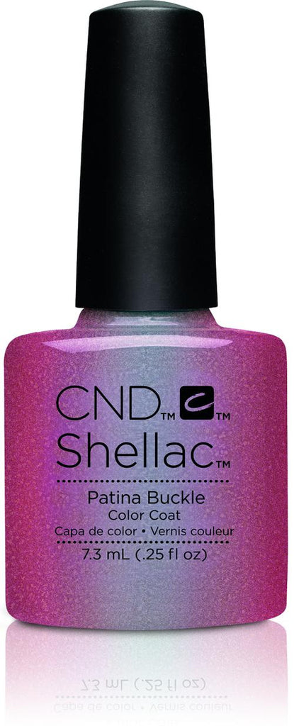 CND - Shellac Patina Buckle (0.25 oz)