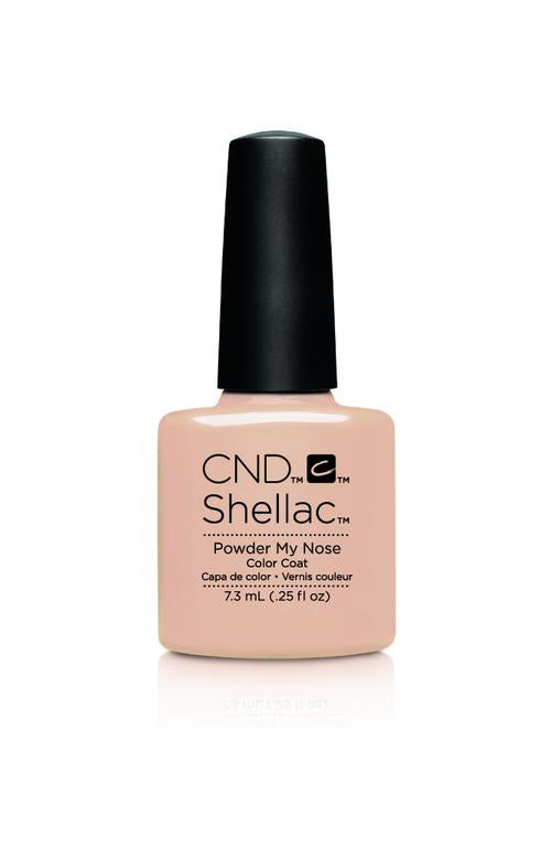 CND - Shellac Powder My Nose (0.25 OZ)