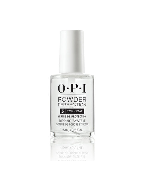 OPI  Dipping Color Powders -   Step 3 Top Coat
