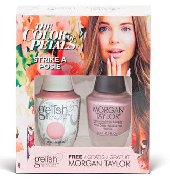 Gelish Two of a kind -Color Of Petal Collection 2019 - Strike A Posie