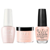 OPI 3in1, T74, Stop It I'm Blushing KK1017