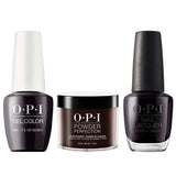 OPI 3in1, W61, Shh..Ii's Top Secret