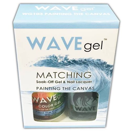 Wave Gel Duo - 103 Painting The Canvas