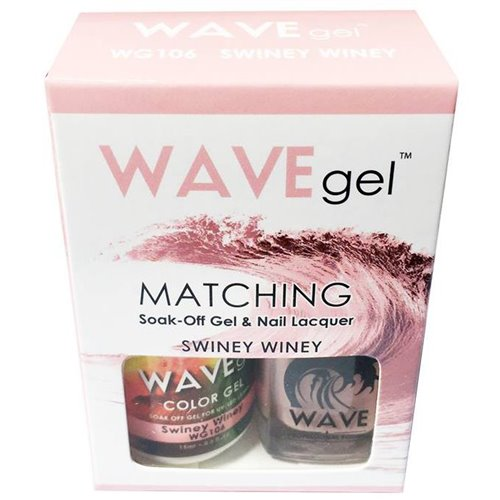 Wave Gel Duo - 106 Swiney Winey