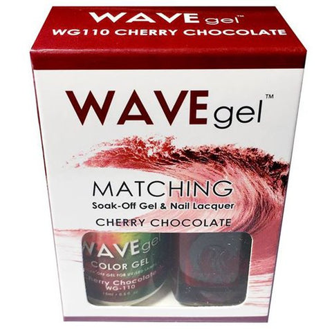 Wave Gel Duo - 110 Cherry Chocolate