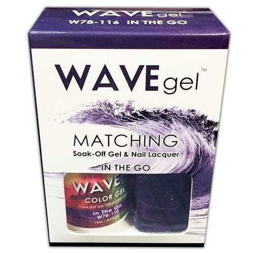 Wave Gel Duo - 115 It's Raining Again!