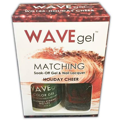 Wave Gel Duo - 123 Holiday Cheer