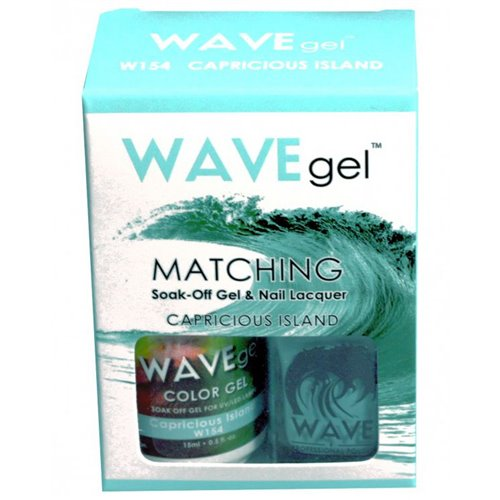 Wave Gel Duo - 154 Capricious Island