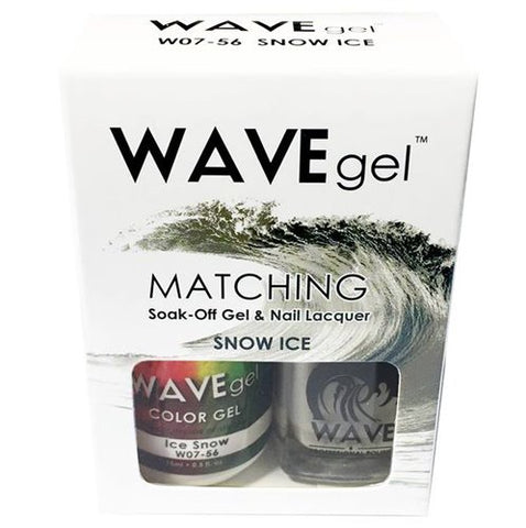 Wave Gel Duo - 056 Snow Ice