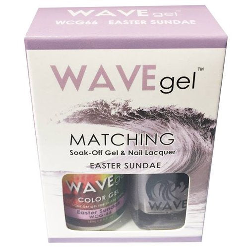 Wave Gel Duo - 066 Easter Sundae