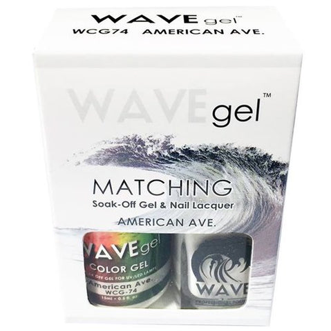 Wave Gel Duo - 074 American Ave.