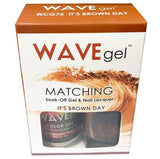 Wave Gel Duo - 076 It's Brown Day