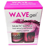 Wave Gel Duo - 078 Purple Pepper