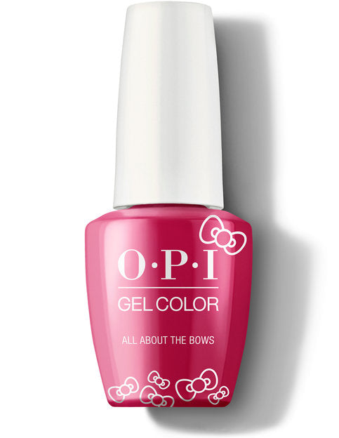 OPI x Hello Kitty 2019 Gel - All About the Bows- HP L04