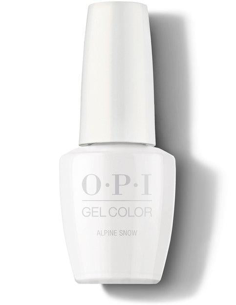 OPI GelColor - Alpine Snow 0.5 oz - #GCL00