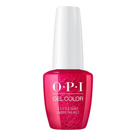 OPI GelColor - A Little Guilt Under The Kilt 0.5 oz - #GCU12