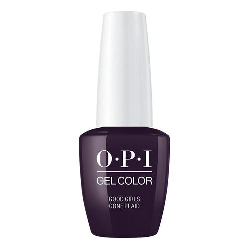OPI GelColor - Good Girls Gone Plaid 0.5 oz - #GCU16