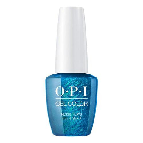 OPI GelColor - Nessie Plays Hide & Sea-k 0.5 oz - #GCU19