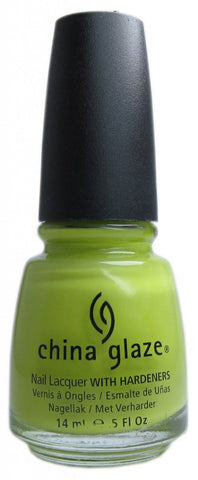China Glaze - Electric Pineapple 0.5 oz (80706)