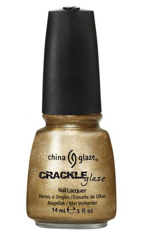 China Glaze - Tarnished Gold 0.5 oz #80761