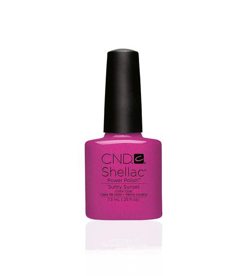 CND - Shellac Sultry Sunset (0.25 oz)