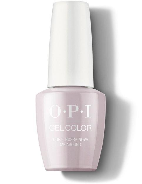 OPI GelColor - Don't Bossa Nova Me Around 0.5 oz - #GCA60