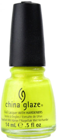 China Glaze - Sun Kissed 0.5 oz (Summer Neon 2012)