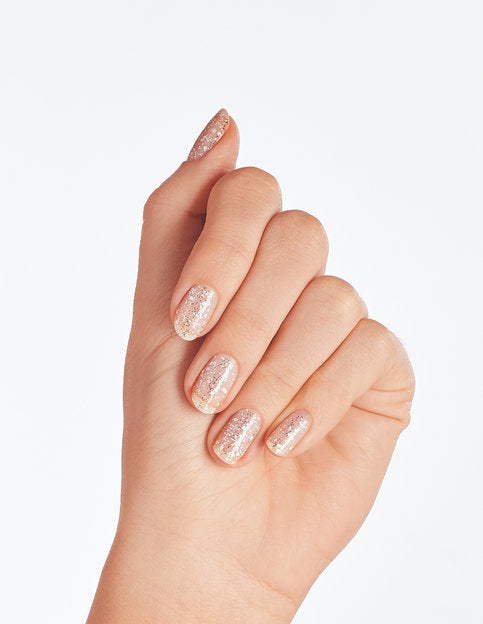 OPI x Hello Kitty 2019 Gel - Glitter to My Heart- HP L01