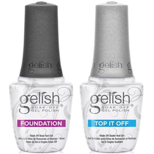 Gelish Top & Base Coat