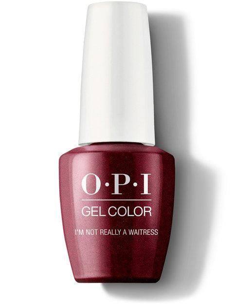 OPI GelColor - I'm Not Really a Waitress 0.5 oz - #GCH08