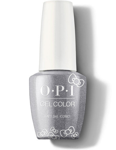 OPI x Hello Kitty 2019 Gel - Isn't She Iconic!- HP L11