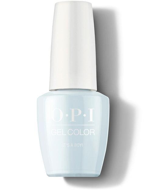 OPI GelColor -  It's A Boy! 0.5 oz - #GCT75