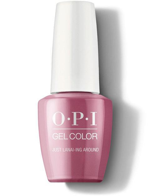 OPI GelColor - Just Lanai-ing Around - #GCH72